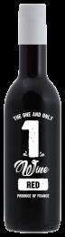 NR 1 Wine Rood in PET Meeneem flesje