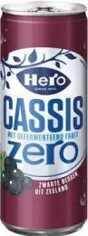 Hero Cassis Light tray 24x25cl