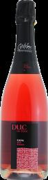 Cava rosado Brut fles 75cl