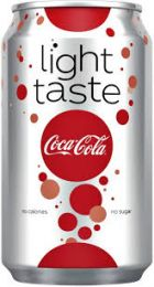 Coca Cola Light Blik 330ml 6-Pack
