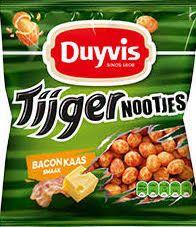 Duyvis Tijgernootjes Bacon kaas VOORDEELZAK 1 KG