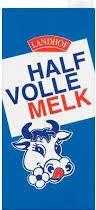 Landhof Halfvolle Houdbare Melk 1 Liter