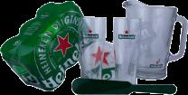 Heineken cadeau pakket