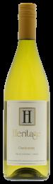 Witte wijn Heritage Chardonnay Fles 75cl