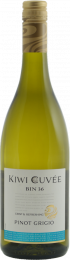 Kiwi Cuvée Pinot Grigio fles 75cl