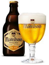 Maredsous blond bier 33 cl
