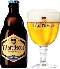 Maredsous 10 tripel bier