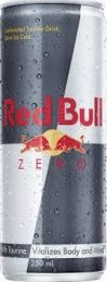 Red Bull Total ZERO NL Blik 25cl